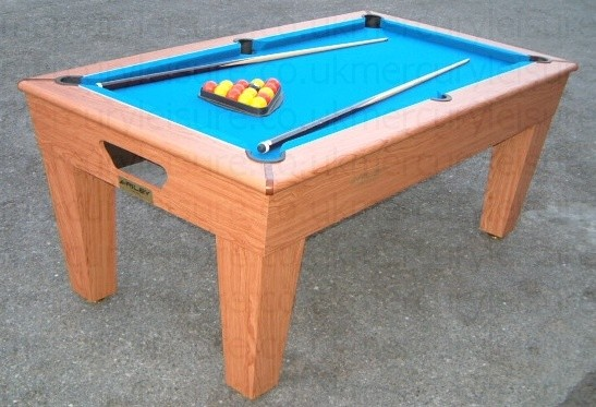 Buy Pool Tables Football Tables Fruit Machines And Leisure - Modern slate pool table