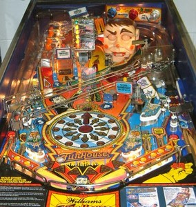 main playfield