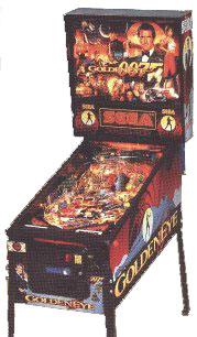 Pinball Machines from UK supplier Mercury Leisure
