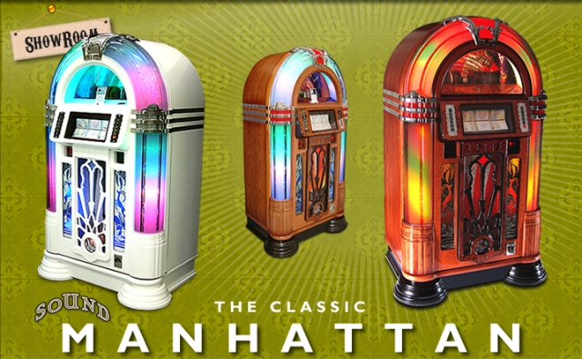 manhattan jukebox sound leisure