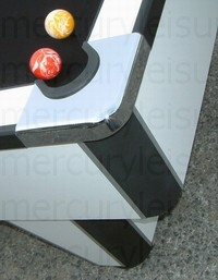 corner detail inserts in any colour