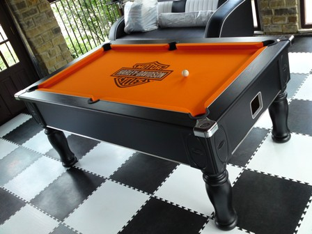 UK Slate Bed Traditional Pool Table - Nearest pool table
