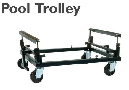 Easy Move Pool Table Trolley