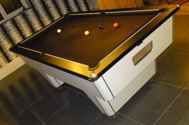 Premier League Tables The Finest Pool Table Available In