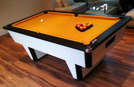 Pool Table Uk From Mercury Leisure