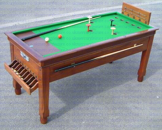 Sams Bar Billiard Table