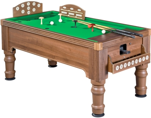 supreme commercial bar billiards table