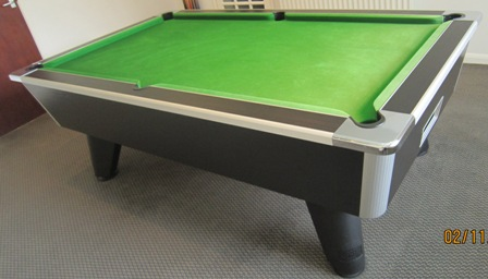 Used And Reconditioned Slate Bed Pool Tables UK Supplier Of Pool Table - English pool table