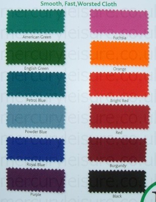 swatch colours for cloth